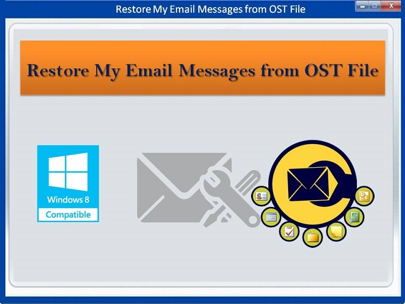 Tool to recover email from OST file