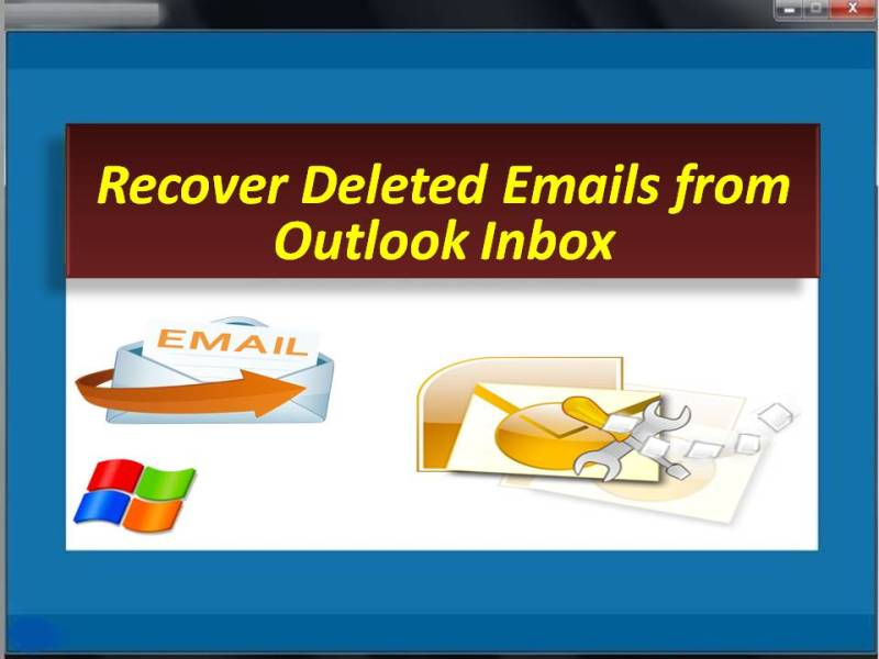 Windows 7 Recover Deleted Email from Outlook Inbox 3.0.0.7 full