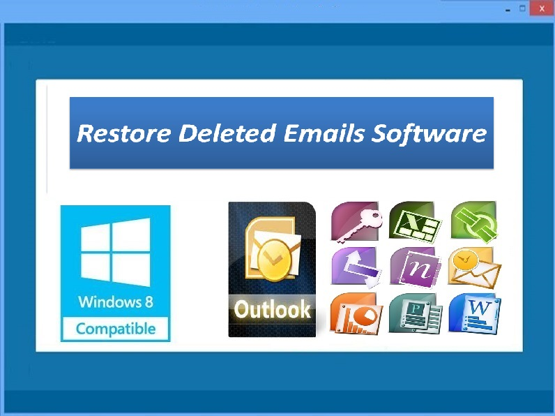 Software to restore deleted Emails easily